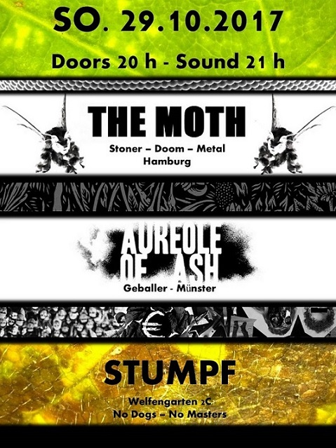 The Moth + Aureole of Ash at Stumpf Hannover