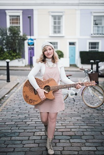 Charlotte Campbell – Music from the street of London